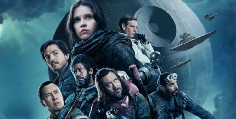 ROGUE ONE – UMA HISTÓRIA STAR WARS