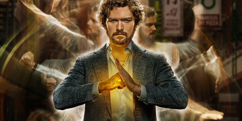 Vamos falar de Iron Fist –Netflix