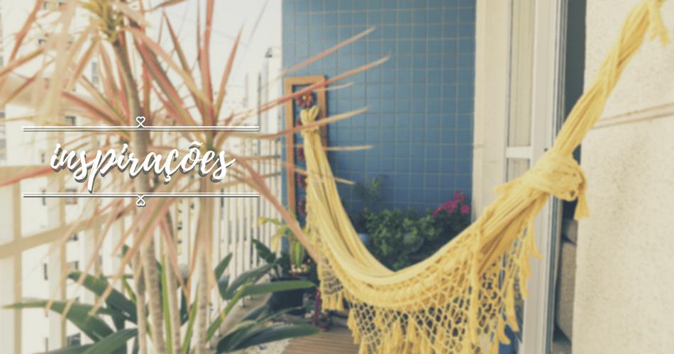 Ideias de decoração: varanda deapartamento