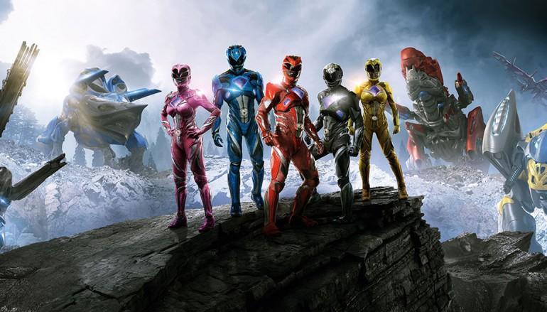 Resenha: Power Ranger 2017 – OFilme